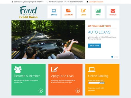 Food Industries Credit Union